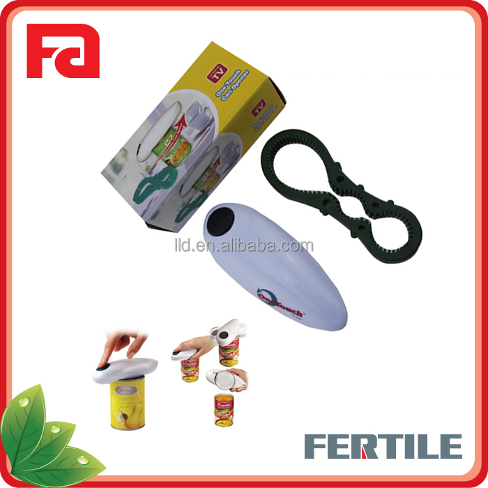 one touch Automatic Adjustable Easy Jar Opener/Can Opener