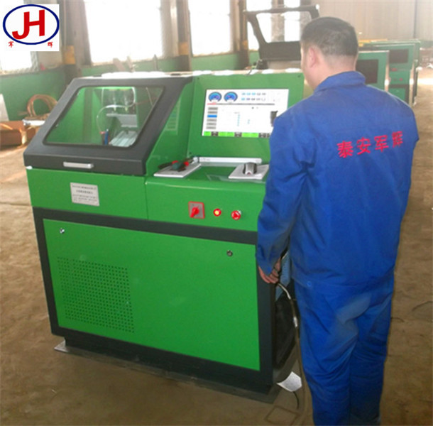diesel car common rail test device bed made in China Taian Junhui to testing fuel injector