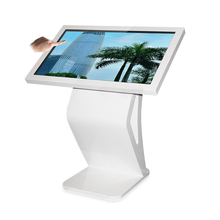 42inch interactive screen,pc touch screen kiosk,multimedia lcd kiosk for hotel lobby