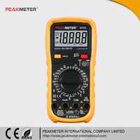 4 1/2 Digital Multimeter 20000 Counts with Volt /Amp/ Resistance/Capacitance/Frequency Test MY65