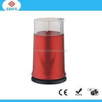 Coffee Beans Grinder With Maker Spice Nuts Burr Mill