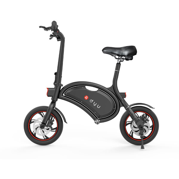 12 Inch folding electric scooter charging e bike with intelligent APP