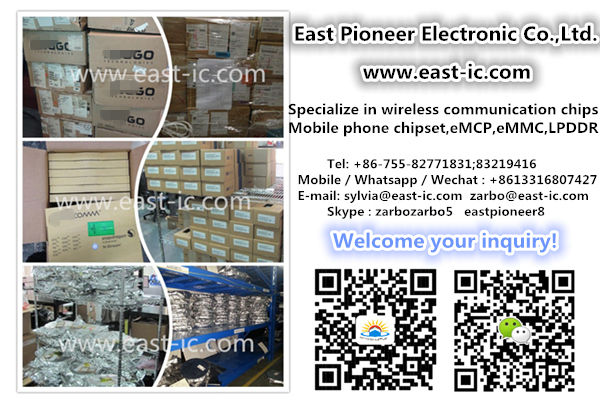 new and original in high quality ! Mobile phone ic & memory chips for hynix NAND FLASH H8BES0UU0MCR-4EM