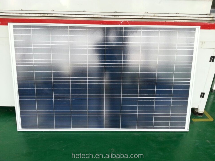 Poly crystalline Solar Panels 60 Cells 240W 250Wp Solar PV Modules System