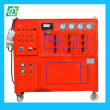 2016 Newest Multifunctional Environmentally Two Level SF6 Gas Recovery Machine