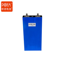 Deep cycle rechargeable 3.2v 3.3v 25ah 50ah 60ah 100ah prismatic lithium ion lifepo4 battery cells