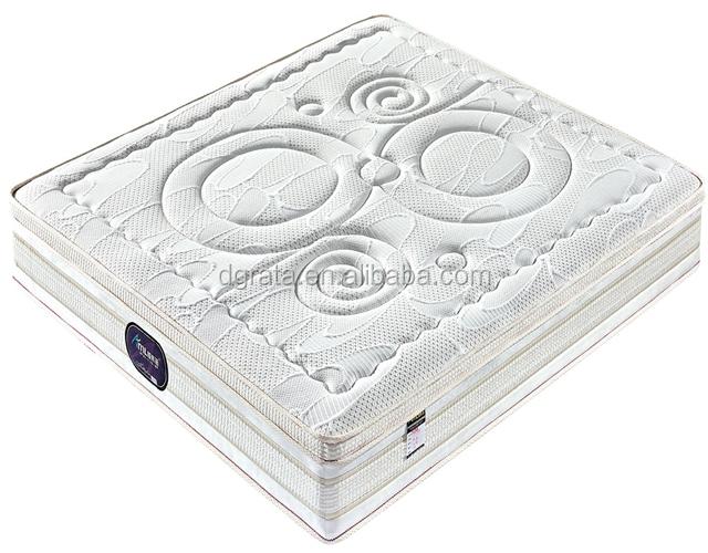 2019 Manufacturer Direct Mattress Suppliers Memory foam five stars hotel natural latex mattresses coconut palm spring mat - Jozy Mattress | Jozy.net