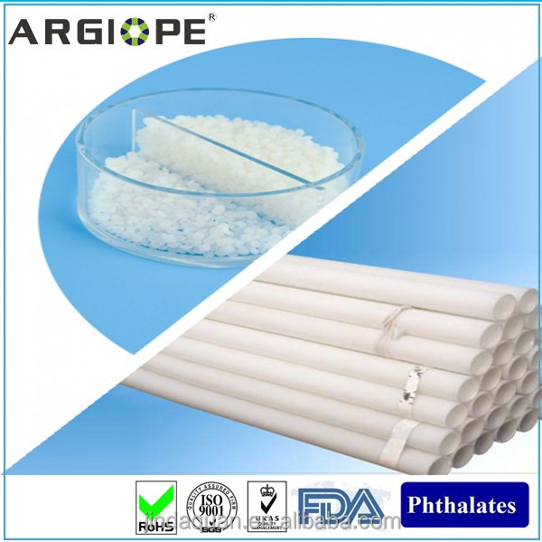 best selling plastic products Hard PVC Flexibility & PVC Impact modifier CPE135A