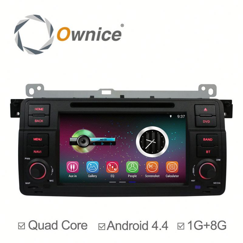 Ownice Cortex A9 1.6GHz quad core Android 5.1 Car GPS stereo for Rover 75 ZT support Glonass