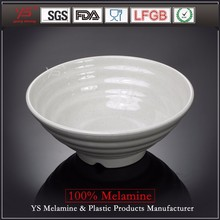 Superior quality unbreakable hotel microwavable freezable plastic bowl