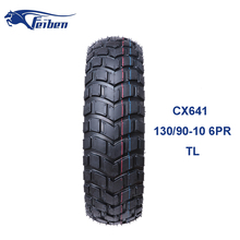 Tubeless Motorcycle Scooter Tyre Tires 130/90-10