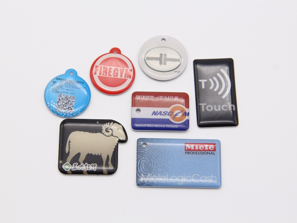 Epoxy NFC Tag For Mobile <strong>Payment</strong>, NFC Tag For Business Transaction