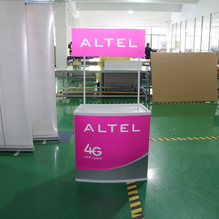 Exhibition Stall Xl : Counter exhibition booth stall promotion stall buy exhibition