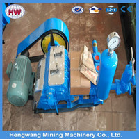 BW-600 simple operation and convenient drill mud pump
