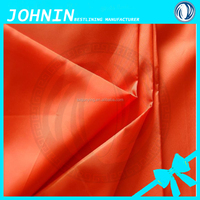 100% polyester lining fabric beach pants, dress,suits,coat polyester taffeta