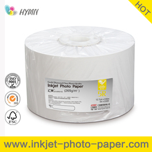 "5"" RC metallic inkjet paper manufactured glossy photo paper, 265gsm photo printing paper"