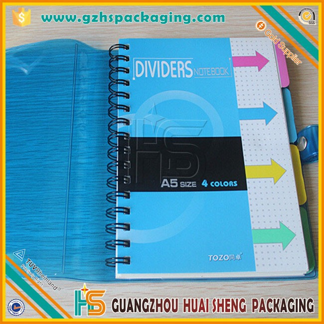 Hot Selling Custom Logo 2015 a4 executive weekly planner