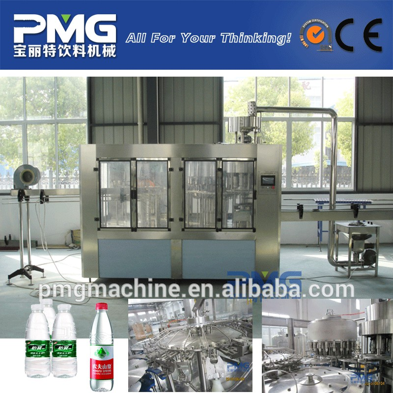 Small Bottle Water Bottling Machine/Water Packaging Line/Plant