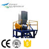 plastic crusher with blower and silo