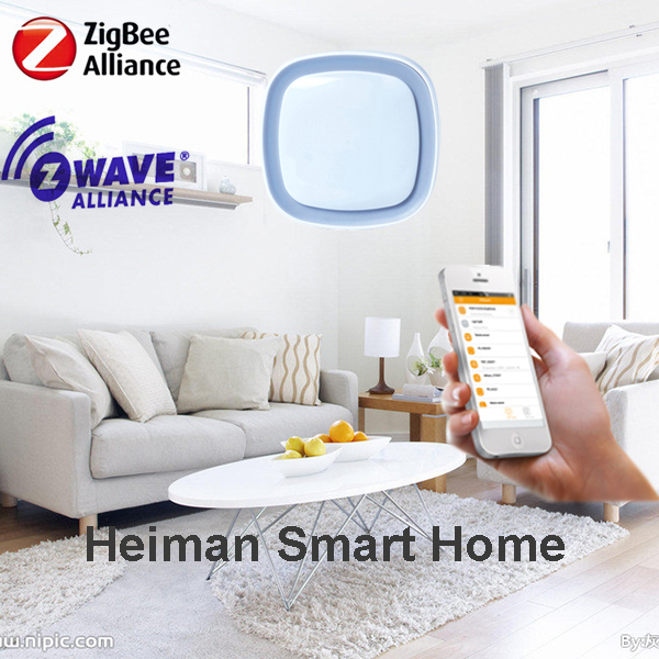 Heiman wireless alarm signal infrared detector / motion sensor for smart house