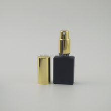 online shop 30ml 50ml rectangle glass bottle black frosted matt e liquid ejuice square glass bottle black coating with pipette