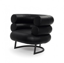 Eileen gray chair PU leather bibendum sofa chair for hotel and night club