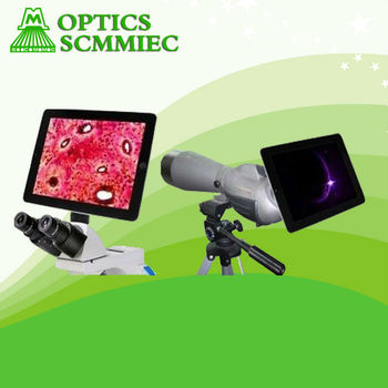 SC-Pad500 multifunctional LCD digital pad camera for microscope or telescope