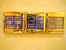 New design overall glass panel metallic sound EU standard CE/ISO9001/CQC security light switches