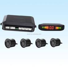 Car Parking Aid System Dual-CPU Rapid Response HD LED Dispaly Parking Sensor