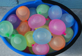 Hot selling colored self tied Water Balloons Magic Balloon Water Balloons maker HC08