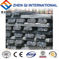 Hot Rolled Steel Rod Use As Manufacture Materials