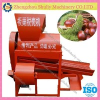 oak acorns sheller/oak acorns off involucre machine