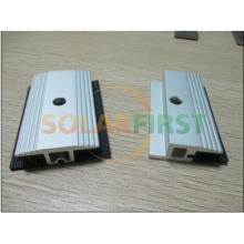 Thin Film End Clamp for Solar Module Rack