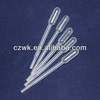 0.3ml LDPE plastic disposable pipette with graduation