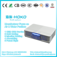 High quality factory price Ionic air purifier China auto air purifier for car