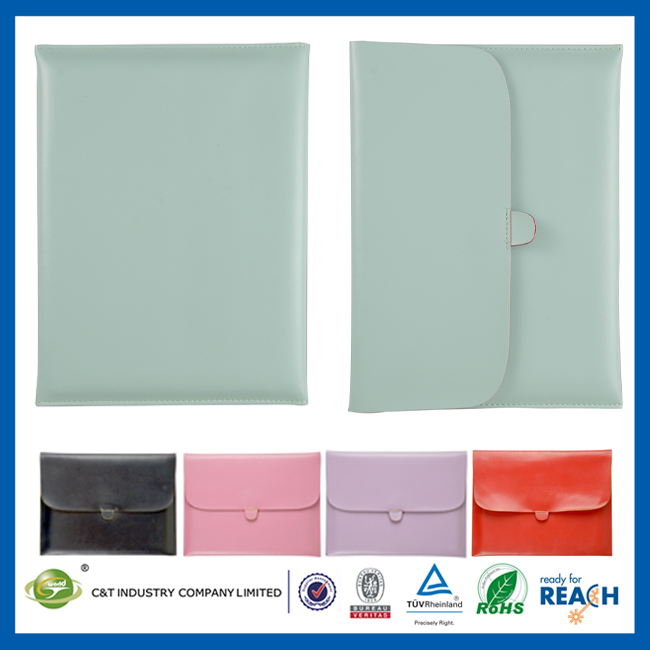 C&T Unique pu case for ipad air,for fashional ipad support bags