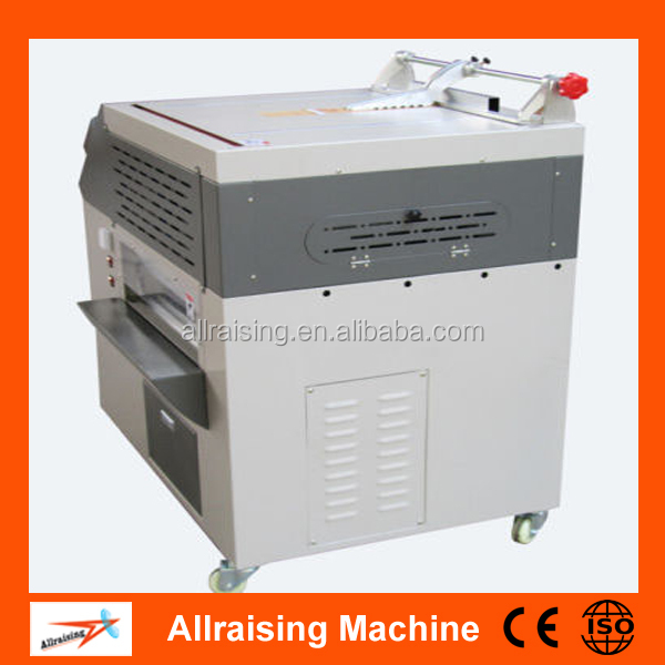 Digital Control Paper Wax Coating Machine with CE Approved