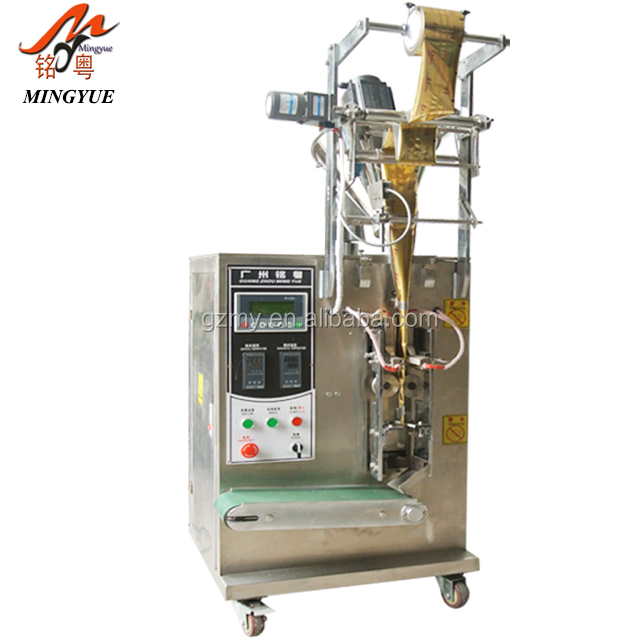 Three Side Seal Stevia Protein Vertical Powder Packing Machine