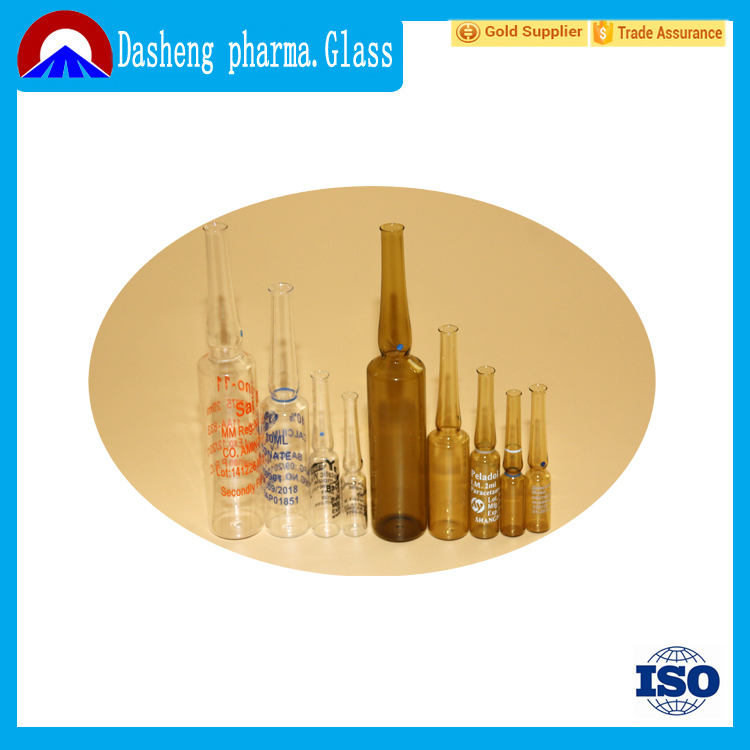vitamin c glass ampoules