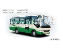 24-29 seats SLG6720CE coach/ travelling bus