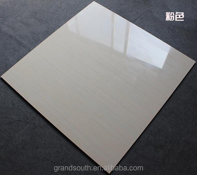 Pink color line Stone Double Loading Porcelain Floor Tiles