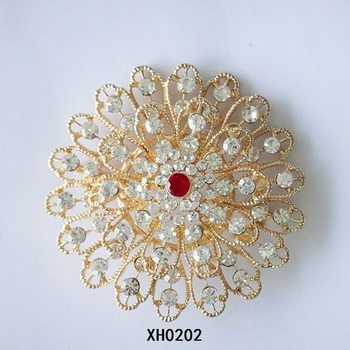 Women's Gender and Brooches Jewelry Type snowflake brooches