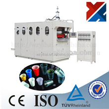 YH-660C Plastic Plate Thermoforming Machine