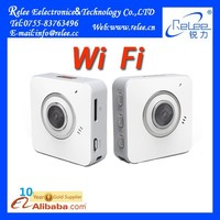 Battery Operated Wireless Wifi Ip Security
