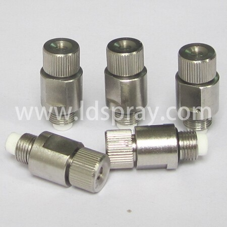 316 Stainless steel/SS irrigation disinfect fog mist spray nozzle