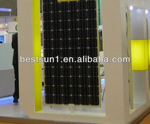pv solar panel 100w 250w poly pv solar cells / solar panel / solar pv moudles