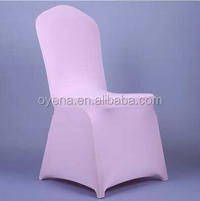 Lycra Polyester Spandex Chair Covers