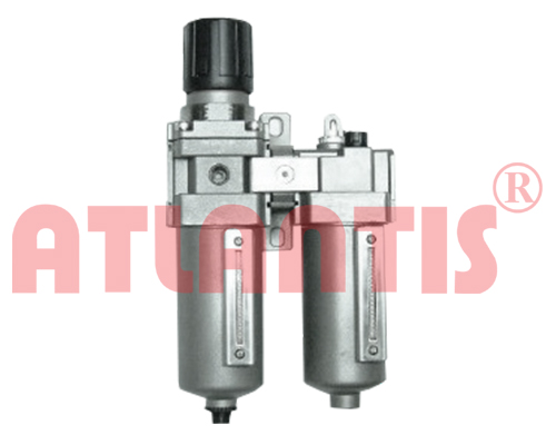 FRL Stainless Steel Combination Units-Air Filter / Regulator / Lubricator