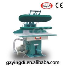 2017 newest electric steam generator/iron press for clothes shop,hotel