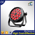 High end led 18 6in1 waterproof par light